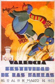 FALLAS DE VALENCIA 1933