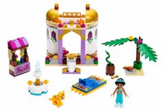 41061 LEGO Jasmine's Exotic Adventure 2015 LEGO Disney Princess Set with Rajah