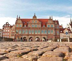 Zielona Brama #gdansk #monuments