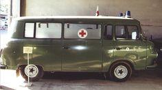 ddr barkas | Barkas B 1000 KK - Krankenkraftwagen, vorwiegend im Bestand der ...
