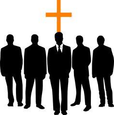 Black Men in Church Clip Art | True Men Of God clip art - vector clip art online, royalty free ...