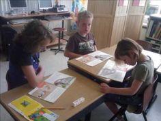Lezen en coöperatief werken in groep 3
