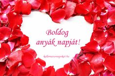 happy mothers day with heart of red rose petals Royalty Free Stock Photo Mothers Day Text, Happy Mothers Day Pictures, Mothers Day Poems, Mother Day Message, Happy Mother Day Quotes, Mother Day Wishes, Mothers Day Cards, Mothers Love, Galaxy Note 3