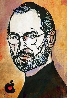 Illustrated Portraits by Kyle T. Webster | Inspiration Grid | Design Inspiration www.kyletwebster.com