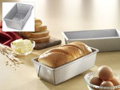 American Made Baking Pans.