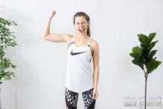 Magnesium gegen Muskelkater – Hilft das wirklich? Der große Check! Magnesium, Workout, Basic Tank Top, Camisole Top, Tank Tops, Women, Fashion, Muscle Pain, Moda