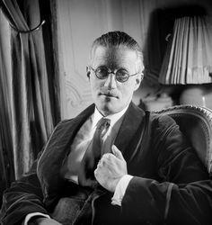 James Joyce. ....wow!!