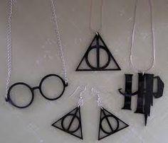 harry potter accesorios - Reliquias de la muerte