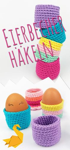 Crochet Egg Cup – Free Beginner's Guide - nimivo sites Floral Embroidery Patterns, Embroidery Hoop Art, Hand Embroidery Designs, Embroidery For Beginners, Knitting For Beginners, Beginners Sewing, Beginner Crochet, Knitting Ideas, Gifts For Your Boyfriend
