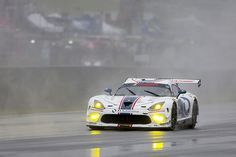No. 93 ViperExchange.com/TI Automotive/Riley Motorsports Dodge Viper GT3-R Team Wins Tequila Patrón North American Endurance Cup