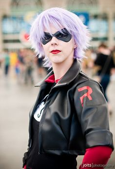 The Rumor (00.03) - The Umbrella Academy Cosplay by Joits, via Flickr Because Syd changed her mind!!! Saving Ironman for another cosplay