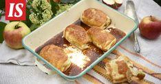 Suomalaiset omenat ovat nyt parhaimmillaan, joten nautitaan luontomme antimista käyttämällä niitä monipuolisesti. Griddle Pan, Pretzel Bites, Chutney, Chili, Bread, Chicken, Baking, Breakfast, Recipes