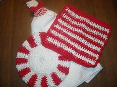 Peppermint Kitchen Set