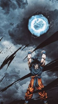 Dragon Ball: 10 ways to make Goku die permanently Dragon Ball Gt, Dragon Ball Image, Wallpaper Do Goku, Dragonball Wallpaper, Dragon Ball Z Iphone Wallpaper, News Wallpaper, Mobile Wallpaper, Manga Dbz, Dbz Wallpapers