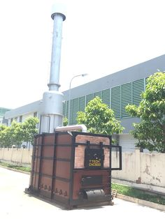 Lo dot rac thai sinh hoat cnc500 t-tech