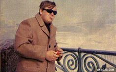 John Candy, 1969. 18 Years old.