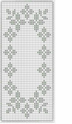 filet crochet New crochet bookmark tutorial charts ideas Crochet Table Runner Pattern, Crochet Lace Edging, Crochet Tablecloth, Crochet Doilies, Filet Crochet Charts, Crochet Diagram, Crochet Stitches, Cross Stitch Designs, Bead Loom Patterns