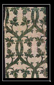 Damask Velvet I 16th century I Italy