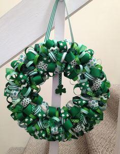 Saint Patrick's Day Ribbon. Share