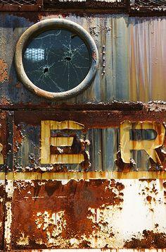 Patchwork of Rust