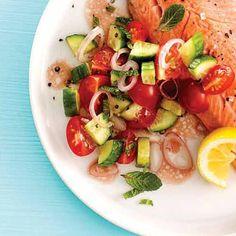 Summer garden salad recipe - Chatelaine.com