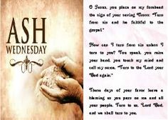 Ash Wednesday Ash Wednesday Quotes, Lenten Season, Christian Easter, Easter Stuff, Catholic Prayers, Holy Week, Catechism, Social Emotional Learning, I Need To Know