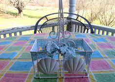 DIY basket recovery