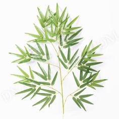Artificial Bamboo Foliage Leafs 80CM
