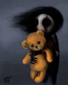 #dark #art #illustration