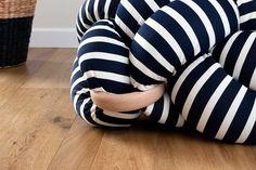 Cuscini intrecciati - design by Neta Tesler