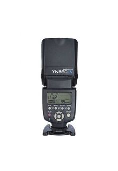 Powerful manual camera flash with integrated Master radio and slave modes. Excellent choice for both beginners strobists as well as professionals.