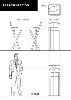 ICP II - TP3 - Diseño de un Objeto - Representación (Vistas y Planta)