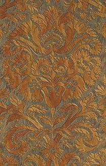 Fortuny de Medici panels ~ visit vintagetextiles.com