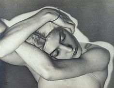 Man Ray, Solarisation (1929) More Pins Like This At FOSTERGINGER @ Pinterest