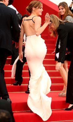 Emma Watson at The Bling Ring premiere Cannes