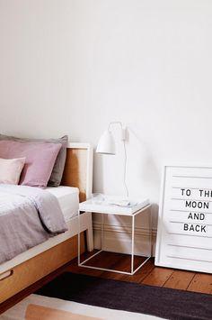 bedside table - photo prue ruscoe