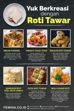 Easy Cooking, Cooking Recipes, Breakfast Sandwich Recipes, Brunch Menu, Cooking Ingredients, Asian Desserts, Cafe Food, Savory Snacks, Food Facts