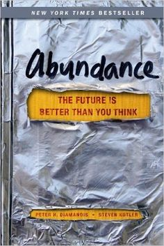 Abundance by Peter Diamandis and Steven Kotler - interesting ideas around there being more than enough resources, energy and ideas to do everything we need, or make whatever we need, to thrive on Earth. A little long and dry though.