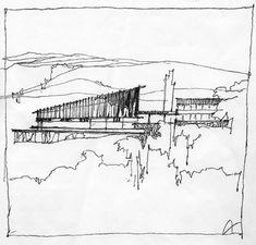 Alvar Aalto Sketches