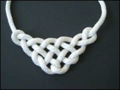 FANTASTIC knot tutorials - lots of them! by Shopway2much
