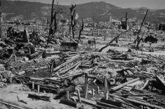 Fotos históricas de Hiroshima – 65 anos   Fottus