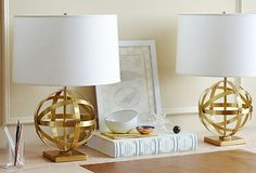 One Kings Lane - Robert Abbey - Lucy Table Lamp