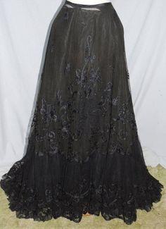 turn of the century skirt
