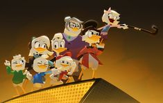 Mickey Mouse And Friends, Disney Mickey Mouse, Disney Pixar, Randy Cunningham Ninja Total, Disney Ducktales, Duck Tales, Daisy Duck, Disney Love, Disney Stuff