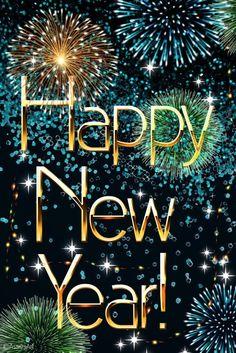 Happy New Year Fireworks, Happy New Year Pictures, Happy New Year Photo, Happy New Year Wallpaper, Happy New Year Message, Happy New Year Cards, Happy New Year Wishes, Happy New Year Greetings, Happy New Year 2019