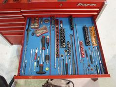 How to Shadow your toolbox on the cheap with foam - Page 3 - The Garage Journal Board