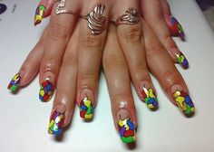 Awesome Nail Art Good Ideas