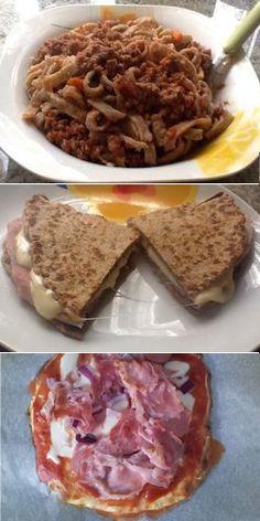 cucina dieta dukan