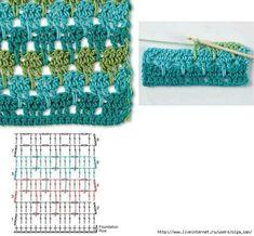Crochet Stitches Tc : Stitches, Crochet stitches and Crochet on Pinterest