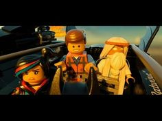 The Lego Movie Trailer | Video